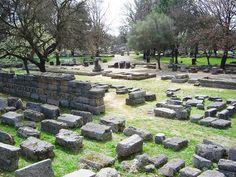 #Olympia #Peloponnese #Greece