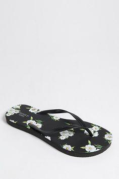 944fba37b57 Product Name Floral Print Flip Flops