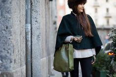 Milan Men's Fashion Week'in En İyi Sokak Stilleri