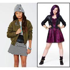 Disney Descendants Fashion Ideas! ❤ liked on Polyvore