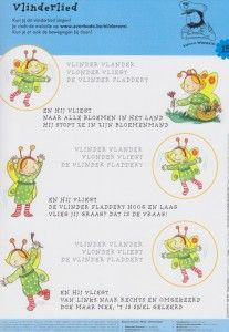 Vlinder ( leuke les met veel muziek suggesties )