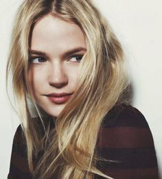 Gabriella Wilde as Brooke (Under The Never Sky series)