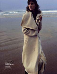 Antonina Petkovic for Elle France by David Burton