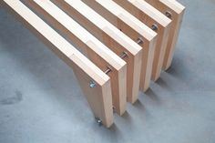 andymurraydesign:  bench MOST di Tomaz Leskovec