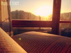 Rubrica - Dall'alba al Tramonto Sunrise on the book