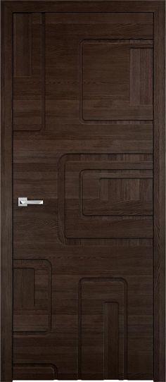 Dorian Wooden Main Door Design, Modern Wooden Doors, Modern Door, Bedroom Door Design, Door Design Interior, Modern Entrance Door, Entrance Doors, Door Frame Molding, Single Floor House Design