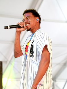 Chance the Rapper and Chancelor Bennett Photos Photos: 2014 Governors Ball Music Festival - Day 2 Chance The Rapper, Hip Hop Rap, Hip Hop Fashion, Celebs, Celebrities, Cool Photos, Mens Tops, Women, Style