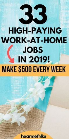 Are you looking for a high-paying side gig to add to your income? Here's a quick list of legitimate work from home jobs that require no startup fees. Legit Work From Home, Legitimate Work From Home, Work From Home Tips, Work At Home Jobs, Online Jobs From Home, Stay At Home Mom, Earn Money From Home, Earn Money Online, Way To Make Money