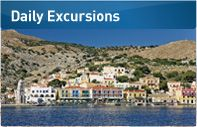 Daily excursions with Dodekanisos Seaways Shipping Company, Islands, Holiday, Vacations, Holidays, Island, Vacation, Annual Leave