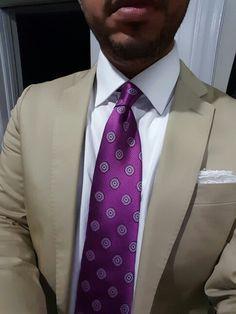 The tie.