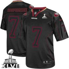 100% Official Colin Kaepernick Jersey with 50% Off,We Offer Mens, Womens, Youth, Elite, Game, Limited NFL Jersey.Our Elite Jersey Price: $139.99; Limited Jersey Price: $119.99; Game Jersey Price: $79.9. More Colin Kaepernick Jersey In Our Store.