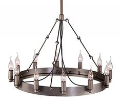 Modern Industrial Ceiling Lamp, Rustic Metal America Luxury - Lighting http://www.amazon.com/dp/B00NMCRFGU/ref=cm_sw_r_pi_dp_Pp1Iwb0Q8T060