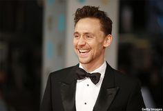 I've come to the point where Tom Hiddleston is on my mind about 92 percent of my day. So it's no surprise that when I was watching the Academy Awards on Sunday, I kept thinking how would Tom Hiddleston react to the Oscars? British People, British Actors, British Things, British Boys, Tom Hiddleston Funny, Reproductive Rights, Red Nose Day, The Dark World, Thomas William Hiddleston
