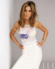 Jennifer Aniston: Long Bob
