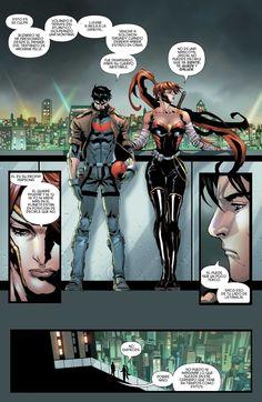 Galicia Comic: Red Hood and the Outlaws 13 - La vida de Bizarro 2