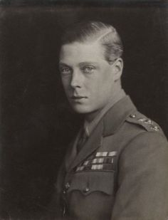 Prince Edward, Duke of Windsor (King Edward VIII) | Flickr - Photo Sharing!