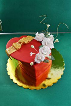 cake San Valentin
