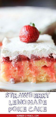 127 Best Delicious Poke Cake Recipes Images On Pinterest Poke Cake