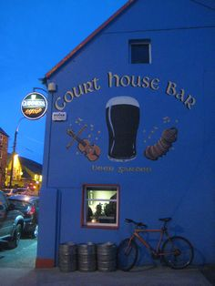 Dingle, Ireland--Great fun and awesome atmosphere!!!  Best Irish Coffee's too!!