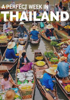 Seeking an exotic escape but pushed for time? We asked Phuket local, Lee Cobaj to map out a seven-day itinerary that covers Thailand's best bits, from night markets to temple-studded hills, idyllic islands to hip beach clubs