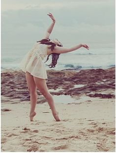 Pretty. Photoshoot for dancers.