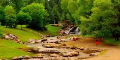 Discovery Canyon - Red Deer Discovery canyon is the perfect place for cooling down on a hot summer day! Sylvan Lake, Canyon River, Hiking With Kids, Park Trails, Red Deer, Family Travel, Family Trips, Staycation, Stargazing