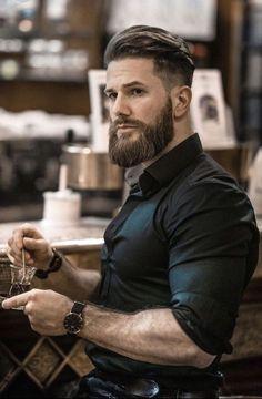 Types Of Beard Styles, Types Of Beards, Beard Styles For Men, Hair And Beard Styles, Hair Styles, Professional Beard Styles, Thin Beard, Sexy Beard, Makeup Looks Winter
