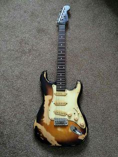 1000 images about badly reliced guitars on pinterest guitar south wales and fender custom shop. Black Bedroom Furniture Sets. Home Design Ideas