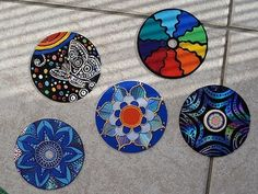 Dump A Day 32 Fun Craft Ideas Using Your Old CD's