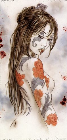 Dead Moon - Epilogue_02 - Luis Royo