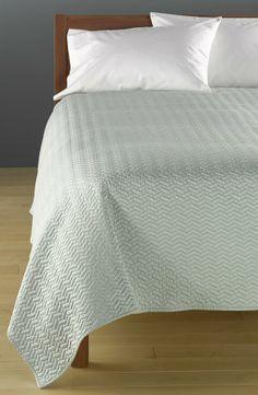 Dreamy, white bed ensembles.