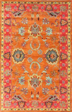 nuLOOM Multi Montesque | Traditional Rugs