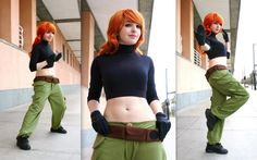 Kim Possible | Redhead Costume/Cosplay