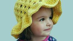 Lazy Daisy Floppy Sun Hat (Infant/Toddler/Child)