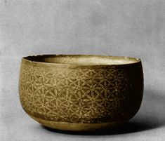 Tell Hassuna Syria bowl about 5,500 BCE