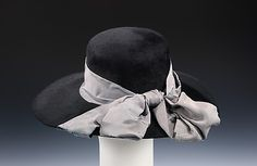 Hat 1917 The Metropolitan Museum of Art