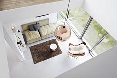 A beautiful, minimal Danish home