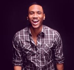 Trey Songz - such a sexy smile!