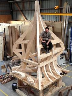 Roof Design, House Design, Wood Projects, Woodworking Projects, Timber Roof, Wood Joints, Wood Architecture, Pole Barn Homes, Building A Shed