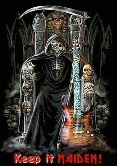 Keep it Maiden.
