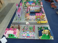 lego friends layout