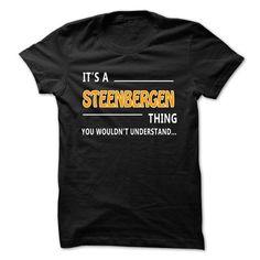 Steenbergen thing understand ST421 - #slouchy tee #hoodies/sweatshirts. PRICE CUT => https://www.sunfrog.com/Names/Steenbergen-thing-understand-ST421.html?68278