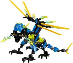 Lego Brain Attack Dragon Bolt; collected 10/2/2013