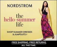 Nordstrom summer sale!