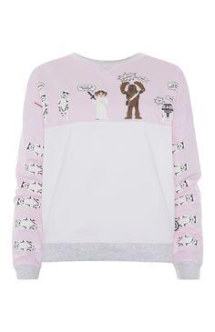 Primark - Star Wars Pink Sweat Shirt