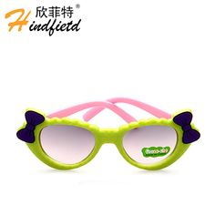 Fashion Colorful Cartoon Children Sunglasses Boys/Girls Gafas Oculos Toad glasses pc frame UV400 Anti-UV Do you want it Visit us