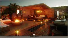Meritage Luxury Community, Medellin, Colombia.
