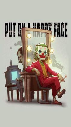Joker Images, Joker Pics, Joker Art, Batman Art, Comic Del Joker, Joker Cartoon, Dc Heroes, Comic Book Heroes, Fotos Do Joker