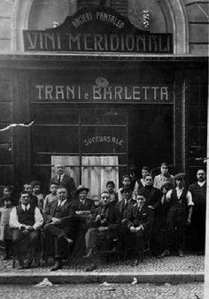 Il Trani e Barletta di via Pastrengo, anni 20