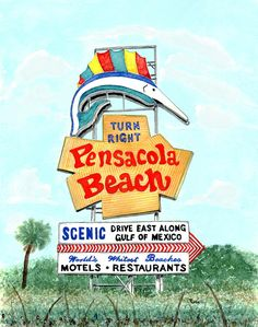 Pensacola Beach - You'll love our sugar white sands and emerald green waters!